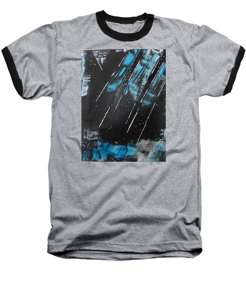 Baseball T-Shirt featuring the painting Inner Flight by Sharyn Winters