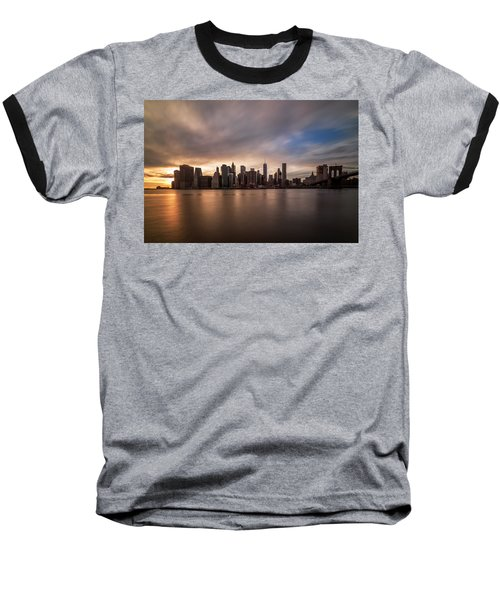 Baseball T-Shirt featuring the photograph Inner Glow  by Anthony Fields
