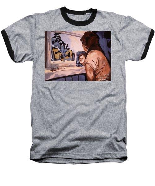 Inner Landscape Baseball T-Shirt