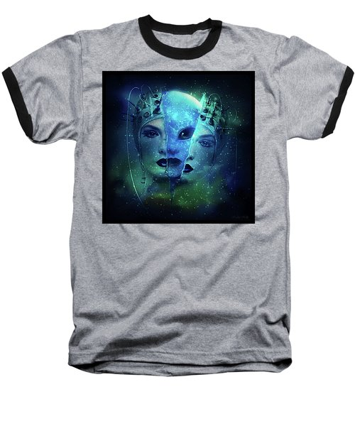 Interstellar Baseball T-Shirt