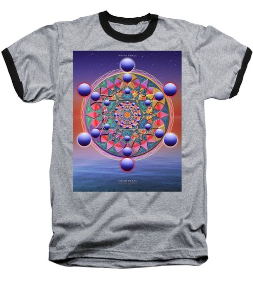 Inner Space Baseball T-Shirt