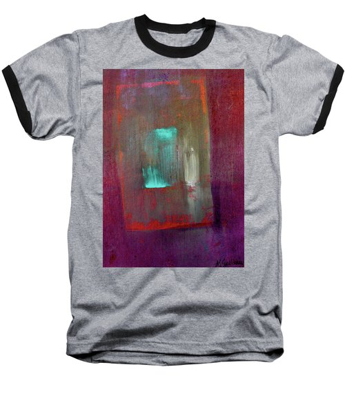 Inner Space Baseball T-Shirt