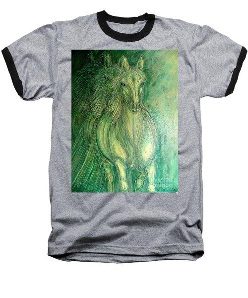 Inner Spirit Baseball T-Shirt by Kim Jones
