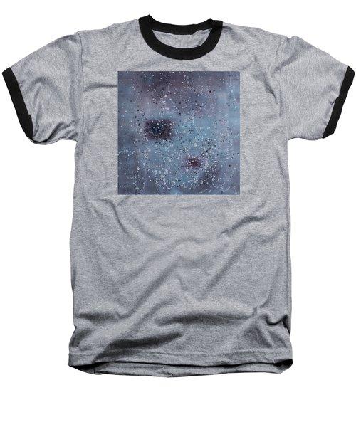 Inner World... Baseball T-Shirt by Min Zou