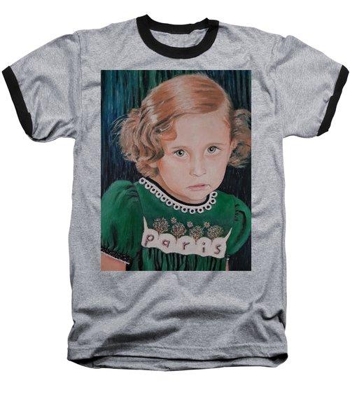 Innocence Baseball T-Shirt