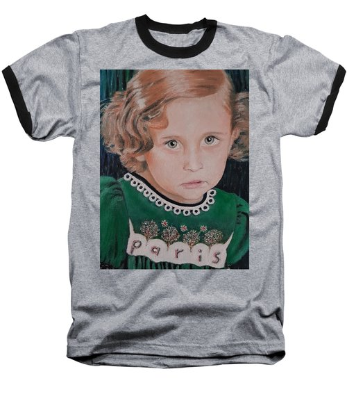 Innocence Baseball T-Shirt