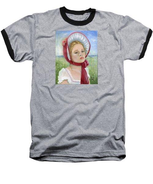 Innocence Baseball T-Shirt by Terry Webb Harshman