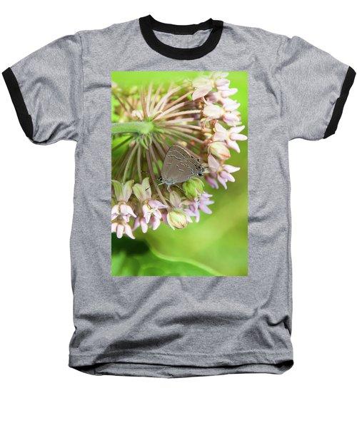 Baseball T-Shirt featuring the photograph Inp-1 by Ellen Lentsch