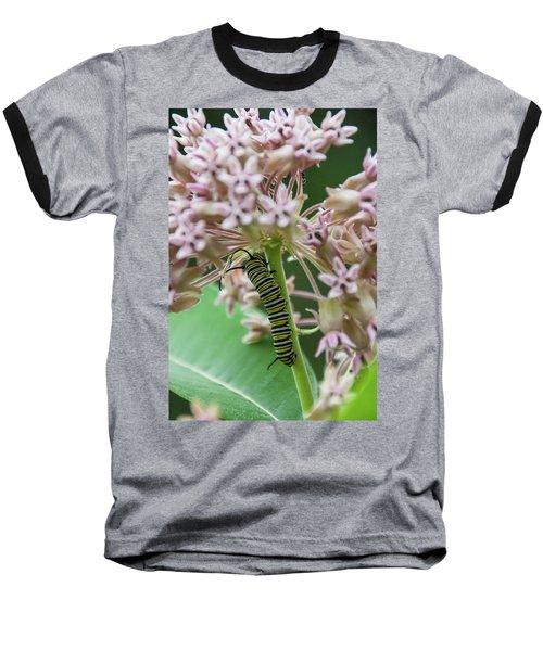 Baseball T-Shirt featuring the photograph Inp-3 by Ellen Lentsch