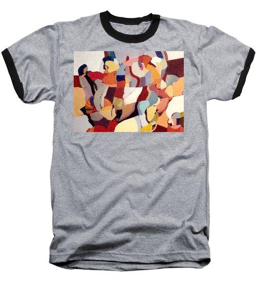 Inquisition Baseball T-Shirt by Bernard Goodman
