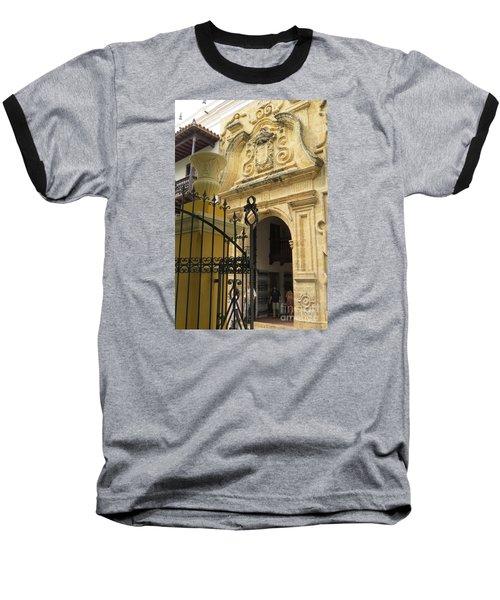 Inquisition Palace Baseball T-Shirt