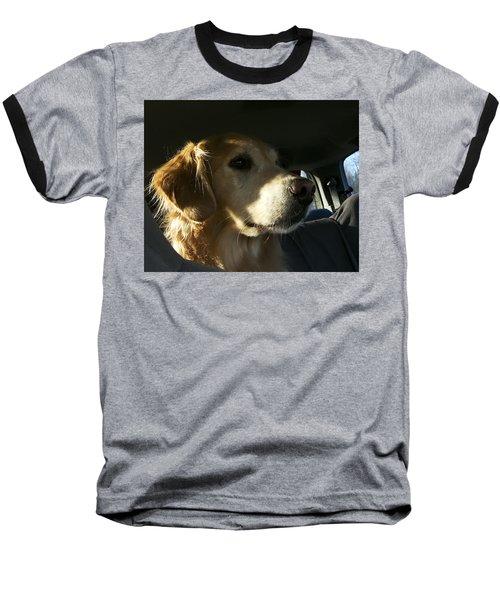 Inquisitive Baseball T-Shirt
