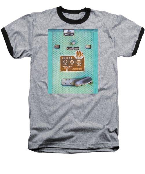 Insert Coin Baseball T-Shirt