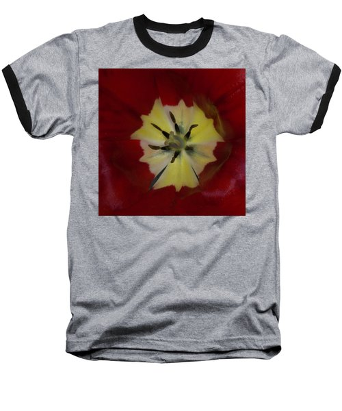 Inside A Tulip 2 Baseball T-Shirt