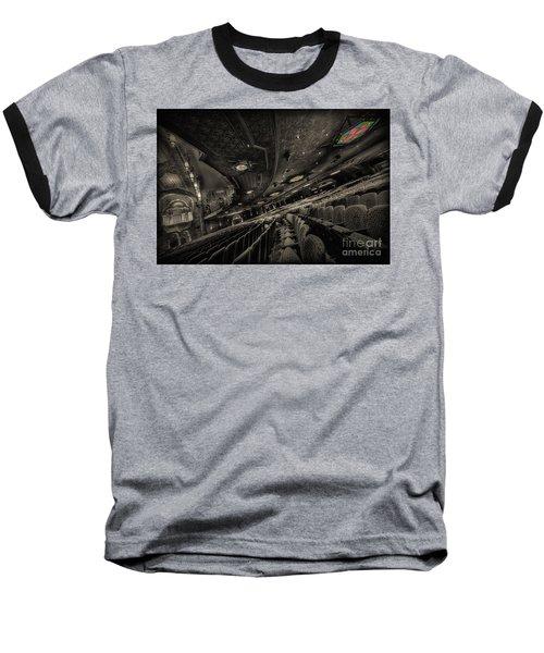 Inside Fox Theater Baseball T-Shirt