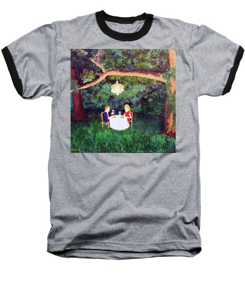 Inside Out Baseball T-Shirt