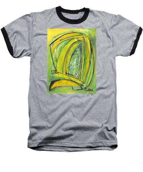 Inside Scope Baseball T-Shirt by Lynne Taetzsch