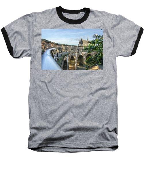 Inside The Leiden Citadel Baseball T-Shirt