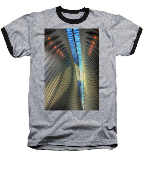 Inside The Oculus Baseball T-Shirt