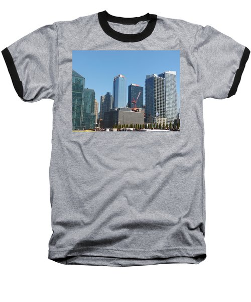 Insomnia City Baseball T-Shirt