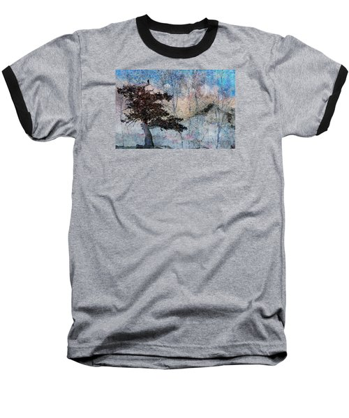 Inspira Baseball T-Shirt by Ed Hall