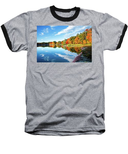 Baseball T-Shirt featuring the photograph Inspiration by Greg Fortier