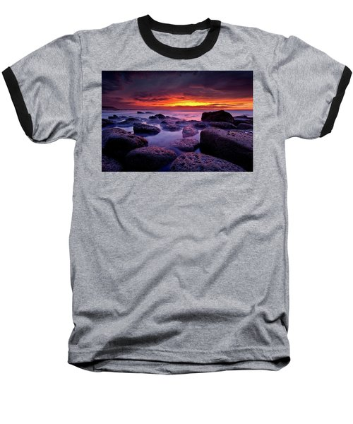 Baseball T-Shirt featuring the photograph Inspiration by Jorge Maia
