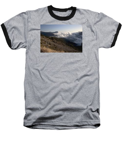 Inspiration Point View Baseball T-Shirt by Ivete Basso Photography