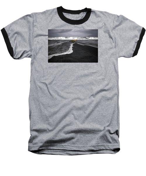 Inspirational Liquid Baseball T-Shirt