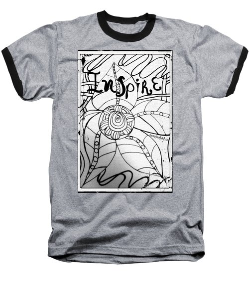 Inspire Baseball T-Shirt