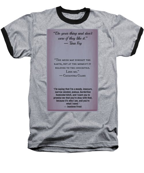 Inspire44 Baseball T-Shirt