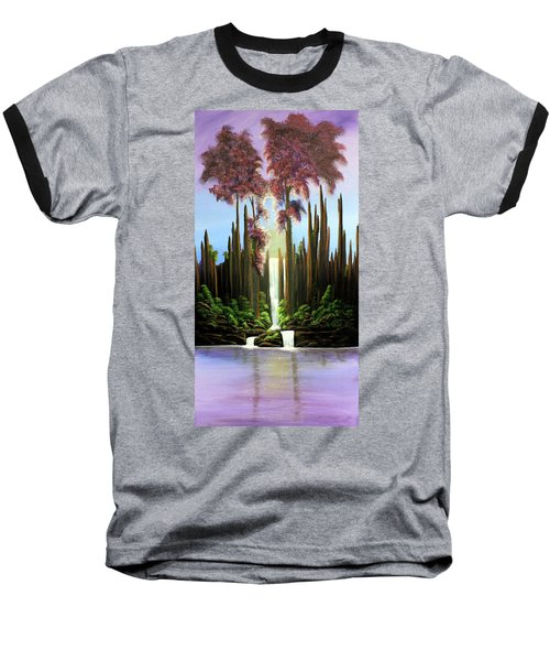 Inspireation Falls Baseball T-Shirt
