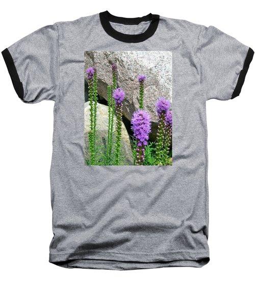 Inspired Baseball T-Shirt by Randy Rosenberger