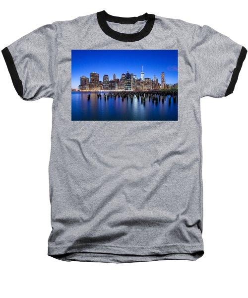 Inspiring Stories Baseball T-Shirt by Az Jackson