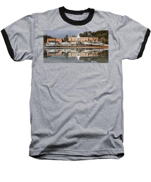 Institute Relections Baseball T-Shirt