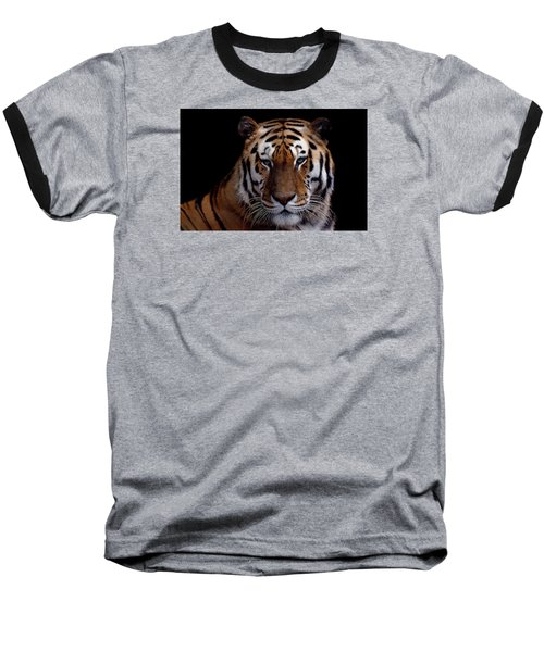 Intense Baseball T-Shirt by Skip Willits