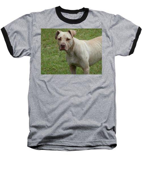 Intense Thor Baseball T-Shirt