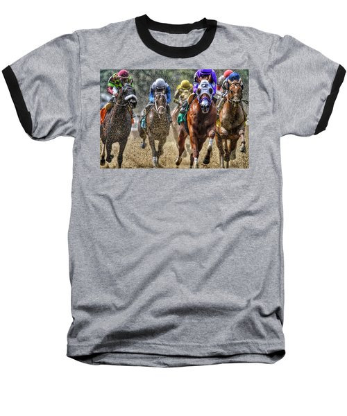Intensity#2 Baseball T-Shirt