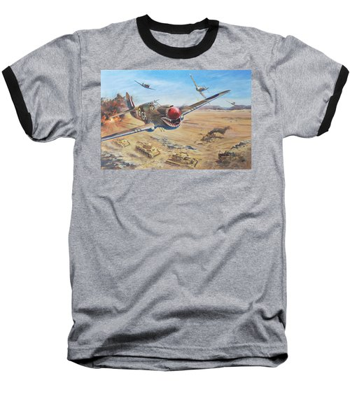 Interception Baseball T-Shirt