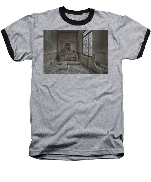 Interior Furniture Atmosphere Of Abandoned Places Dig Photo Baseball T-Shirt