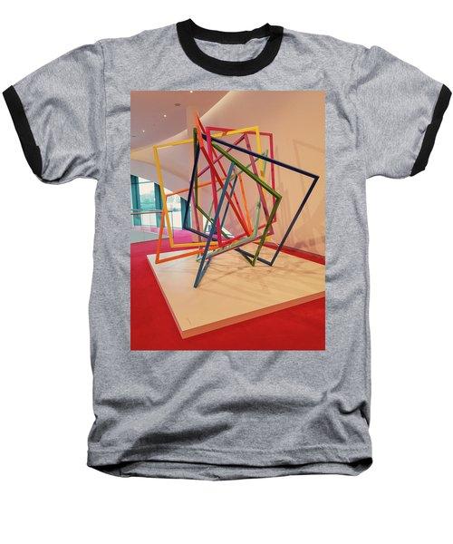 Interior Of Musical Theater Hamburg Baseball T-Shirt