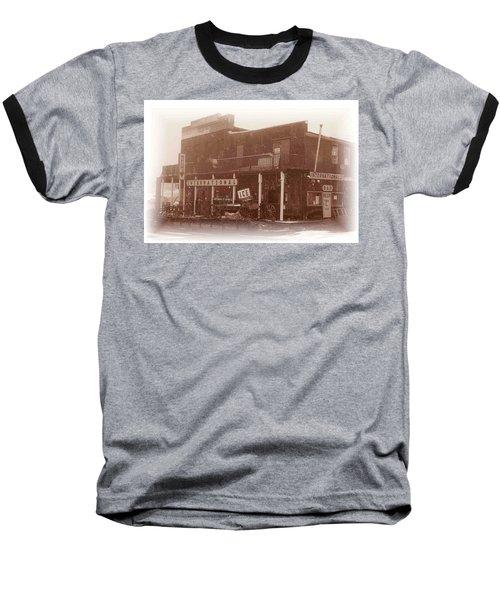 International Cafe Baseball T-Shirt