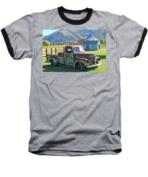 International Farm Baseball T-Shirt