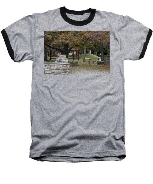 International Peace Garden Baseball T-Shirt