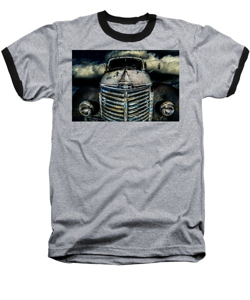 International Truck 7 Baseball T-Shirt
