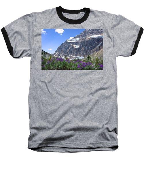 Interpretive Apps In The Canadian Rockies Baseball T-Shirt
