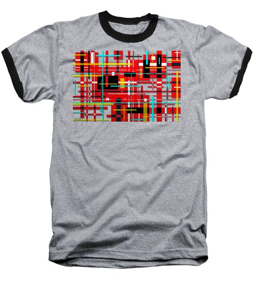 Intersection Baseball T-Shirt