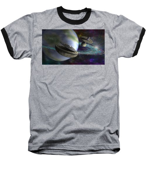 Interstellar Baseball T-Shirt