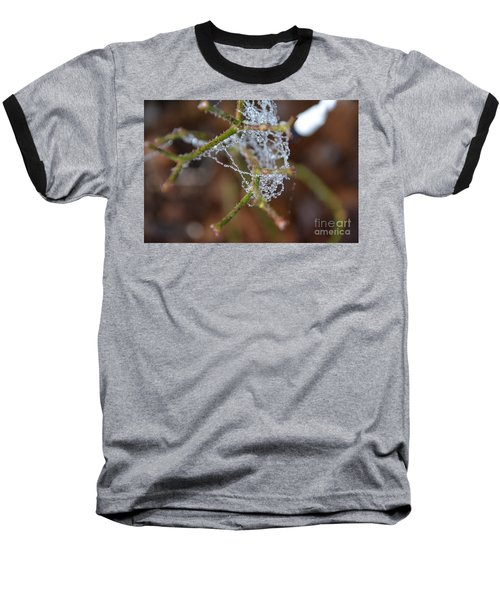 Intertwined In Beauty And Life. -georgia Baseball T-Shirt