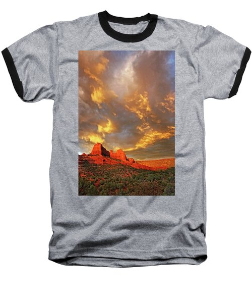 Into Eternity Baseball T-Shirt